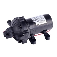 high flow spray washdown pump